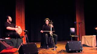 Persian Classical Music: A trio in Mahur