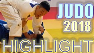 Judo Highlights 2018