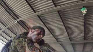 preview picture of video 'Jogo em Pará de Minas no parque de exposições 28/09 - CAES'