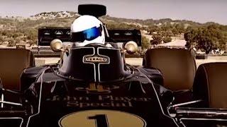 F1 Lotus Power Lap | The Stig | Top Gear