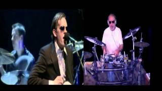 "Joe Bonamassa at the Royal Albert Hall London with me doing cover to ""High Water Everywhere"""