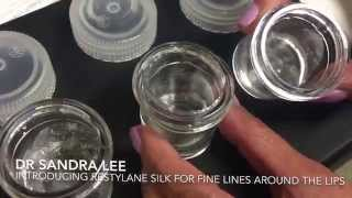 The different consistencies of Perlane vs Restylane vs the new Restylane Silk