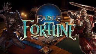 Fable Fortune Gameplay FR. Bêta fermer.