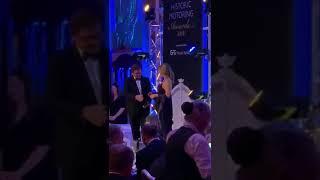Silvia Nicolis and Museo Nicolis at The Historic Motoring Awards 2018