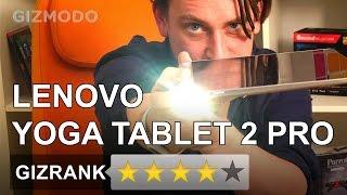 Lenovo Yoga Tablet 2 Pro - Der große Test des Riesen-Tablets mit Beamer