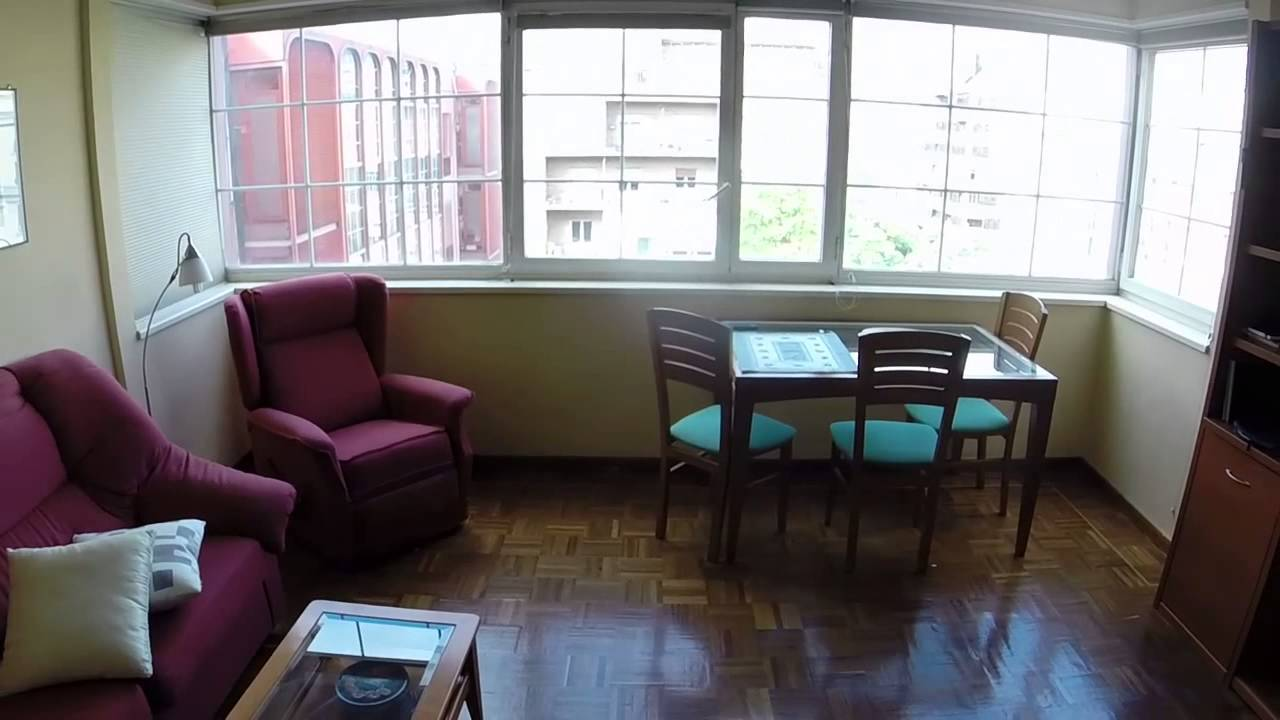 Apartment for post-graduate students or professionals with AC in Barrio Salamanca