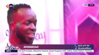 Akwaboah And Ras Kuuku On Citi TV's Saturday Live