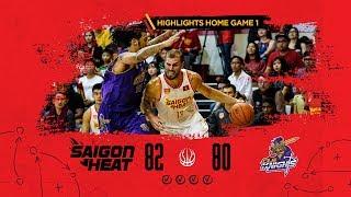 Highlight ABL9 || Home Game 1: Saigon Heat vs CLS Knights 18/11