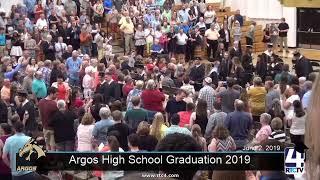 Argos High School Graduation