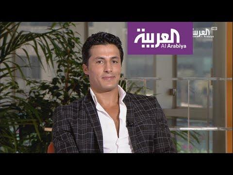 العرب اليوم - شاهد:محمد رغيس يتجه إلى التمثيل بعد عمله في عرض الأزياء