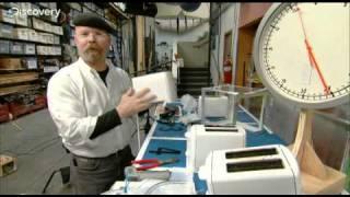 Toaster Turn-On - MythBusters