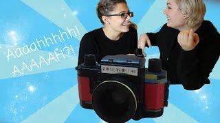 Wir bauen eine Spiegelreflexkamera - Konstruktor DIY Kit I Eva&Kim