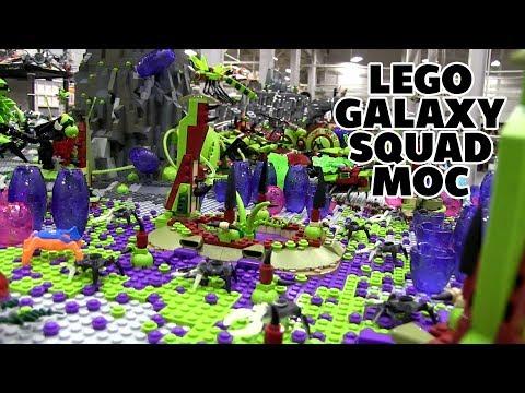 LEGO Alien Invasion! Galaxy Squad MOC (EPIC Ending)