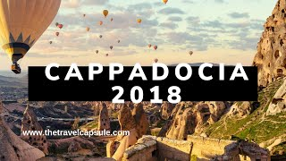 Hot- Air Ballooning & Chilling out in Cappadocia