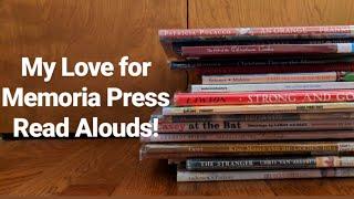 3rd Grade Literature/Read Alouds from Memoria Press