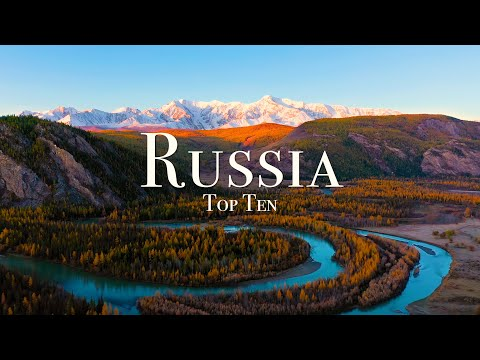 10 Unexpected and Spectacular Places to Visit in Russia