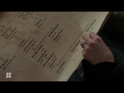 Charmed 5x16 Remaster - Family Tree
