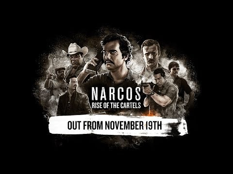 Narcos: Rise of the Cartels | Release Date Trailer thumbnail
