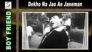 Dekho Na Jao Ae Janeman (Male) | Subir Sen   - YouTube