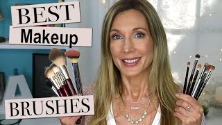 MY FAVORITE MAKEUP BRUSHES + How I Clean Them!
