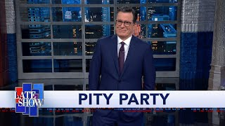 "A defiant, post-acquittal President Trump delivered two fiery speeches on Thursday, taking shots at his rivals, threatening investigations into those who crossed him, and lavishing praise on his defenders in the Republican party. #Monologue #Comedy #Colbert  Subscribe To ""The Late Show"" Channel HERE: http://bit.ly/ColbertYouTube For more content from ""The Late Show with Stephen Colbert"", click HERE: http://bit.ly/1AKISnR Watch full episodes of ""The Late Show"" HERE: http://bit.ly/1Puei40 Like ""The Late Show"" on Facebook HERE: http://on.fb.me/1df139Y Follow ""The Late Show"" on Twitter HERE: http://bit.ly/1dMzZzG Follow ""The Late Show"" on Google+ HERE: http://bit.ly/1JlGgzw Follow ""The Late Show"" on Instagram HERE: http://bit.ly/29wfREj Follow ""The Late Show"" on Tumblr HERE: http://bit.ly/29DVvtR  Watch The Late Show with Stephen Colbert weeknights at 11:35 PM ET/10:35 PM CT. Only on CBS.  Get the CBS app for iPhone & iPad! Click HERE: http://bit.ly/12rLxge  Get new episodes of shows you love across devices the next day, stream live TV, and watch full seasons of CBS fan favorites anytime, anywhere with CBS All Access. Try it free! http://bit.ly/1OQA29B  --- The Late Show with Stephen Colbert is the premier late night talk show on CBS, airing at 11:35pm EST, streaming online via CBS All Access, and delivered to the International Space Station on a USB drive taped to a weather balloon. Every night, viewers can expect: Comedy, humor, funny moments, witty interviews, celebrities, famous people, movie stars, bits, humorous celebrities doing bits, funny celebs, big group photos of every star from Hollywood, even the reclusive ones, plus also jokes."