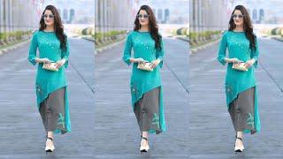Latest Fancy Dress 2020// Party Wear Dress 2020 // For Girls // Fashion Haul // Designer Kurtis