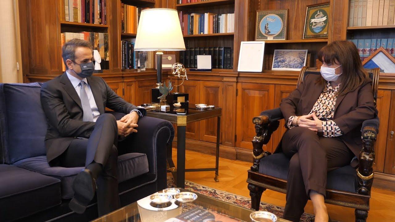 Κυρ. Μητσοτάκης: Θα εμβολιαστώ την πρώτη μέρα που θα είναι διαθέσιμο το εμβόλιο στην Ελλάδα