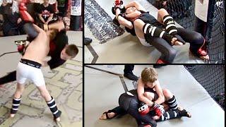 MMA – JACK – V – REECE – FIGHT IKON