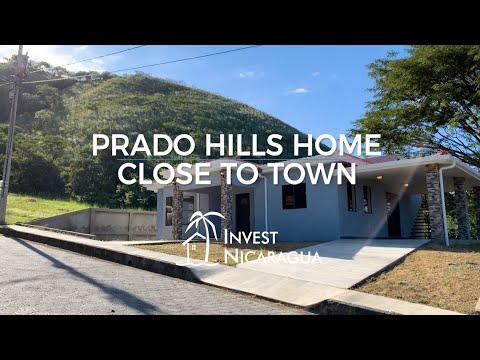 Prado Hills New Home Close to Town