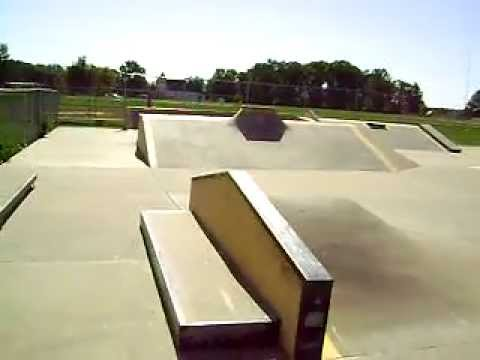 Martin Sutton Skateboard Park Tour