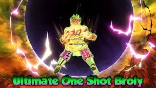 Which Ultimate Can One Shot Broly?! - Dragon Ball Xenoverse 2
