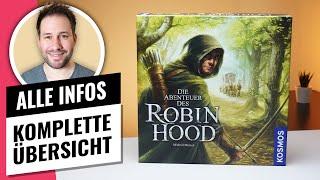 Die Abenteuer des Robin Hood • Alles was du wissen musst! *KEINE Spoiler