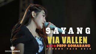 Via Valen Sayang Om Sera Jateng Fair 2018 Semarang
