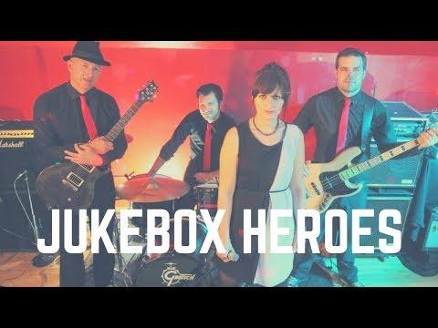 Jukebox Heroes Video