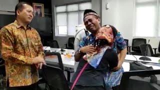 Pertemuan Haru WNI yang Bebas dari Hukuman Mati di Malaysia