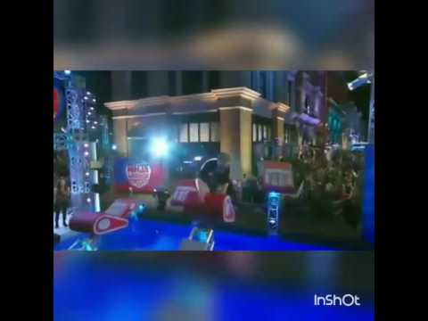Stephen Amell completed American Ninja Warrior -Full video – no more fake