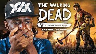 CLEMVP IS BACK!!! TBJZLPlays The Walking Dead - FINAL SEASON