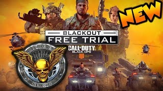 "Blackout: FREE Trial, More Ranks Coming, & ""Down But Not Out"" LTM Gameplay!"