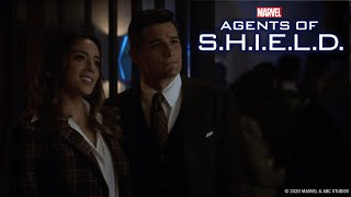 Daisy + Sousa: The New Marvel's Agents Of S.H.I.E.L.D. Ship!
