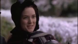 "Here We Come A-wassailing - ""Little Women"" - Winona Ryder"