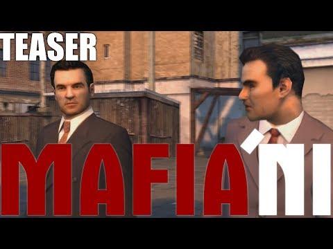 MAFIÁNI - teaser #1 (Mafia Parodie)