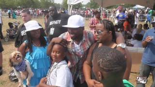 "50 Cent - ""Forever Young"" Day - Jamaica Queens, NY - June 2010"