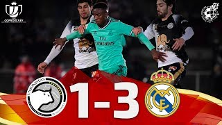 Unionistas De Salamanca Cf Real Madrid Live Score Video Stream