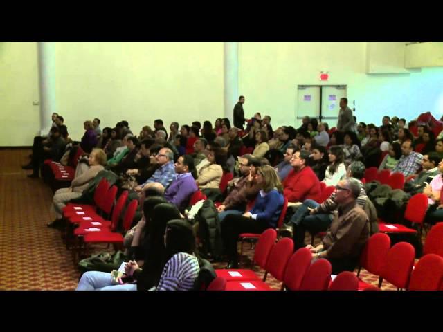 Tariek Conference - Toronto 2014 - Day 1