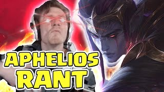 HASHINSHIN'S FIRST APHELIOS ENCOUNTER AND HIS REACTION ABOUT HIM IS PRICELESS