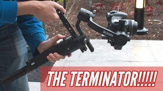 Digital Foto The Terminator! DJI Ronin-S Accessories Mount & Handle Review