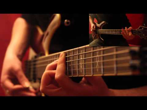 Seal of Solomon - I The King v2 (How to play video) with Schecter Hellraiser