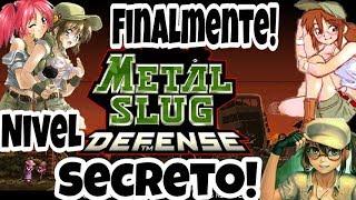 Jugando Metal Slug Defense (Hack + Nivel Secreto)