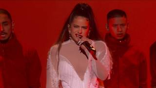 Watch: Rosalia Perform Juro Que & Malamente  2020 Grammy Awards