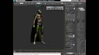 APEX Clothing 3ds MAX plug-in